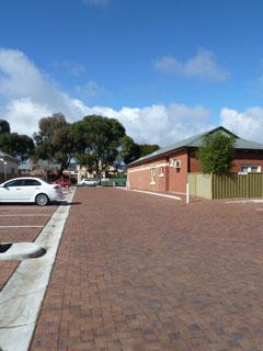 Payneham road dental centre new carpark irwin mccabe for 195 north terrace adelaide